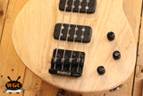 Gibson EB-4 2017 Natural Satin 4 String Bass Guitar (Pre-Owned)