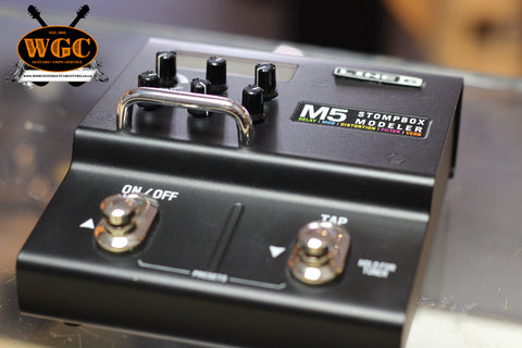 Line 6 M5 Stompbox Modeler Effects Pedal (Pre-Owned)