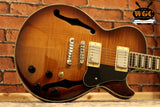 Ibanez AGS73FM Artcore AGS Hollow Body - Violin Sunburst