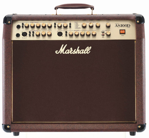 Marshall AS100D Stereo Acoustic Guitar Combo - Worcester Guitar Centre Guitar Shop