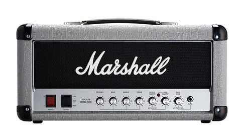 Marshall 2525H Mini 20 Watt Silver Jubilee Amplifier Head - Worcester Guitar Centre Guitar Shop - 1