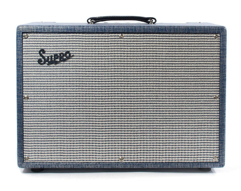 Supro 1648RT Saturn Reverb Combo Amp Ex-Demo - Worcester Guitar Centre Guitar Shop - 1