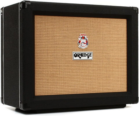 Orange PPC112 Guitar Speaker Cabinet Black - Worcester Guitar Centre Guitar Shop