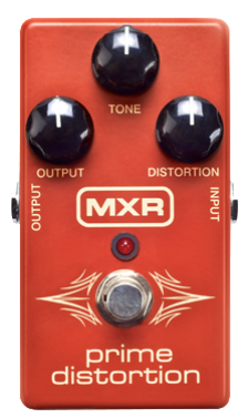 MXR M69 Prime Distortion Guitar Effects Pedal - Worcester Guitar Centre Guitar Shop