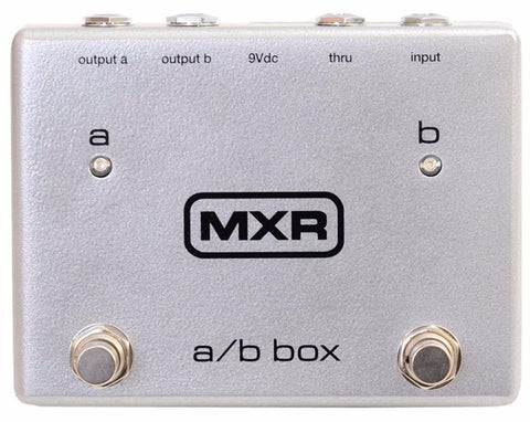 MXR M196 A/B Box - Worcester Guitar Centre Guitar Shop