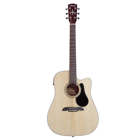 Alvarez RD26CE Electro Acoustic Guitar Natural - Worcester Guitar Centre Guitar Shop