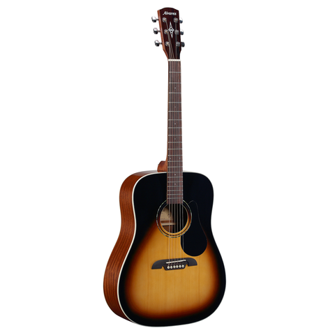 Alvarez RD26 SB Dreadnought Acoustic Guitar with Deluxe Gigbag