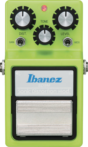 Ibanez SD9M Sonic Distortion Modified Pedal - Worcester Guitar Centre Guitar Shop