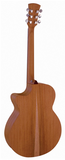 Faith Naked Venus FKV Acoustic Guitar Natural - Worcester Guitar Centre Guitar Shop - 2