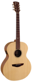 Faith Naked Neptune FKNE Acoustic Guitar Natural - Worcester Guitar Centre Guitar Shop - 1