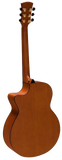 Faith Venus FV Electro Cutaway Acoustic Guitar Natural - Worcester Guitar Centre Guitar Shop - 2