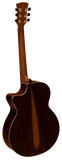 Faith HiGloss Venus FVHG Electro Cutaway Acoustic Guitar Natural - Worcester Guitar Centre Guitar Shop - 2