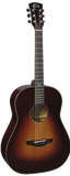 Faith Mars FRSB45 Drop Shoudler Dreadnought Acoustic Guitar Classic Burst - Worcester Guitar Centre Guitar Shop - 1