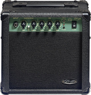 Stagg 15 GA DR Electric Guitar Amp Combo - Worcester Guitar Centre Guitar Shop