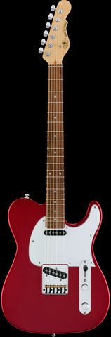 G&L ASAT Classic Electric Guitar Candy Apple Red - Worcester Guitar Centre Guitar Shop