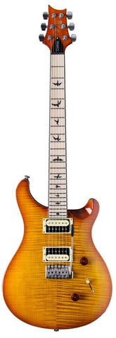 PRS SE CU24 Custom Vintage Sunburst Maple Fingerboard