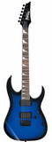 Ibanez GRG121DX-SLS Electric Guitar Starlight Blue Sunburst - Worcester Guitar Centre Guitar Shop - 1