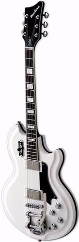 Airline 59 Coronado Electric Guitar White - Worcester Guitar Centre Guitar Shop