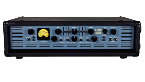 Ashdown ABM 1200 EVO IV Bass Amp Head - Worcester Guitar Centre Guitar Shop
