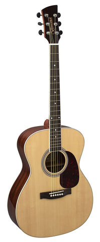 Brunswick BF200 Folk Acoustic Guitar - Natural