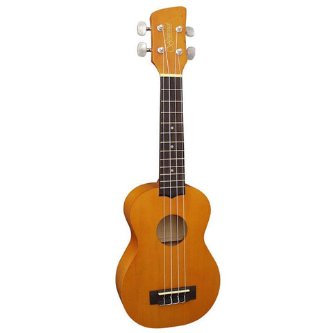 Brunswick BU1S Ukulele Natural - Worcester Guitar Centre Guitar Shop