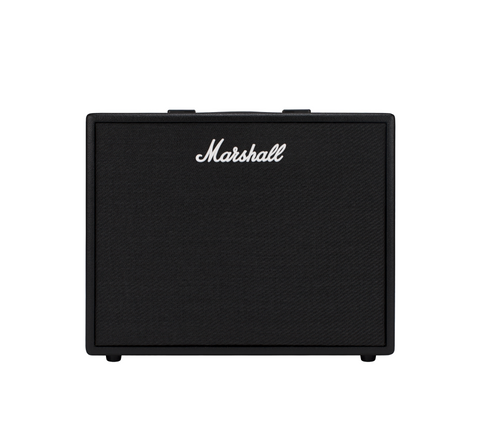 Marshall CODE 50 Watt 1x12 Combo Digital Guitar Amplifier w/ Bluetooth - Worcester Guitar Centre Guitar Shop - 1