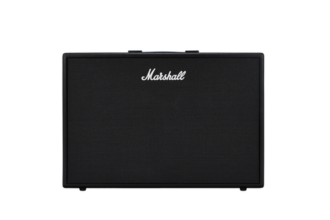 Marshall CODE 100 Watt 2x12 Combo Digital Guitar Amplifier w/ Bluetooth - Worcester Guitar Centre Guitar Shop - 1