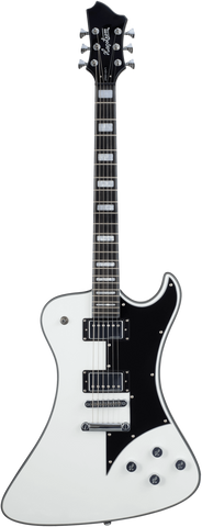 Hagstrom Fantomen Electric Guitar White Gloss