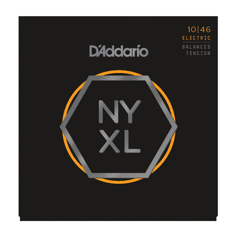 D'addario NYXL 10-46 Electric Guitar Strings - Worcester Guitar Centre Guitar Shop