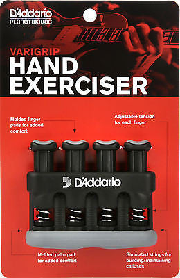 Planet Waves D'addario VariGrip Hand Exerciser - Worcester Guitar Centre Guitar Shop