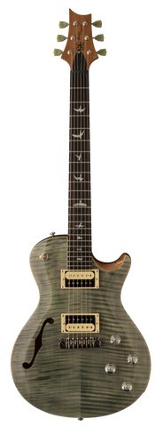 PRS SE Zach Myers Electric Guitar Trampas Green - Worcester Guitar Centre Guitar Shop - 1