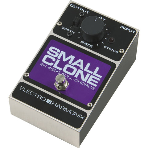 Electro Harmonix Small Clone Chorus Effects Pedal - Worcester Guitar Centre Guitar Shop
