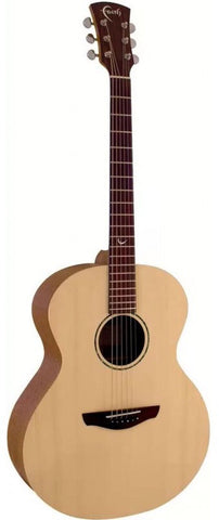 Faith Naked Neptune FKN All Solid Acoustic Guitar - Worcester Guitar Centre Guitar Shop