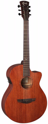 Faith Naked Venus Mahogany Electro Acoustic Guitar - Worcester Guitar Centre Guitar Shop