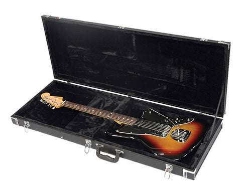 Gator Black Jaguar/Jazzmaster/Offset Electric Guitar Case - Worcester Guitar Centre Guitar Shop
