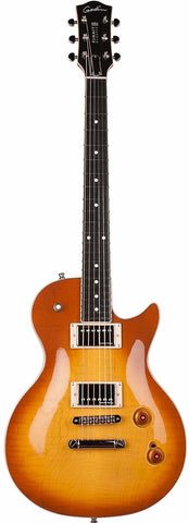 Godin Summit Classic CT HB Electric Guitar Creme Brulee HG - Worcester Guitar Centre Guitar Shop