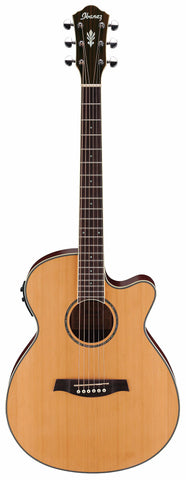 Ibanez AEG15II Electro Acoustic Guitar Low Gloss - Worcester Guitar Centre Guitar Shop