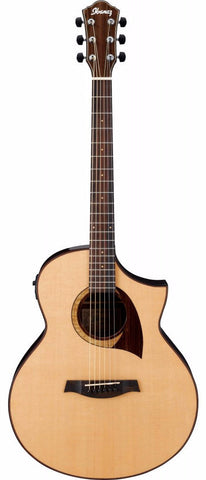 Ibanez AEW22CD Electro Acoustic Guitar High Gloss - Worcester Guitar Centre Guitar Shop