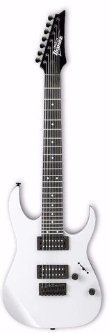Ibanez GRG7221-WH 7 String Electric Guitar White