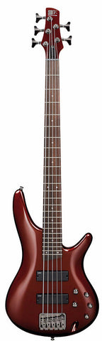 Ibanez SR305-RBM 5 String Bass Guitar Root Beer Metallic - Worcester Guitar Centre Guitar Shop