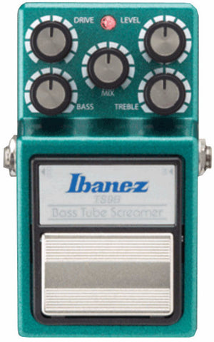 Ibanez TS9B Bass Tube Screamer Pedal - Worcester Guitar Centre Guitar Shop