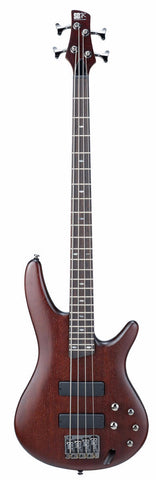 Ibanez SR500-BM Bass Guitar Brown Mahogany - Worcester Guitar Centre Guitar Shop