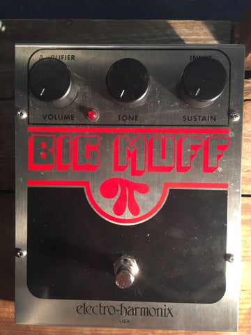 Electro Harmonix USA Big Muff PI - Worcester Guitar Centre Guitar Shop