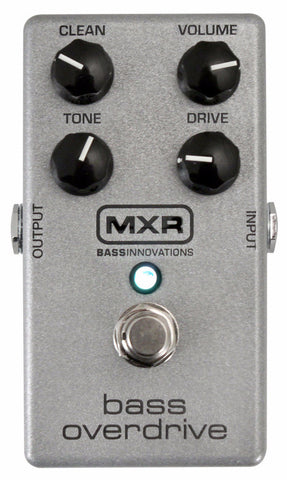 MXR M89 Bass Overdrive Guitar Effects Pedal - Worcester Guitar Centre Guitar Shop