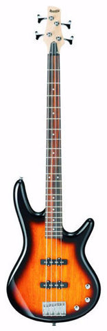Ibanez GSR180-BS Electric Bass Guitar Brown Sunburst - Worcester Guitar Centre Guitar Shop