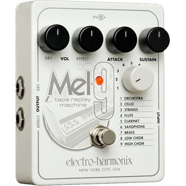 Electro Harmonix Mel9 Tape Relay Machine Mellotron - Worcester Guitar Centre Guitar Shop