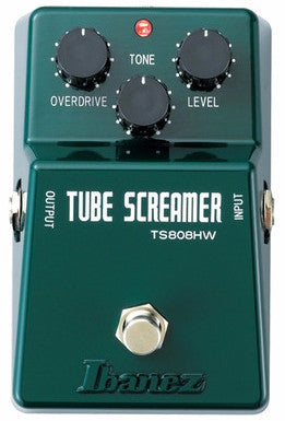 Ibanez TS808-HWB Handwired Tube Screamer Pedal - Worcester Guitar Centre Guitar Shop