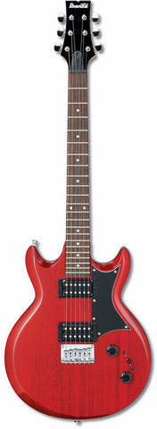 Ibanez GAX30 Electric Guitar Trans Red - Worcester Guitar Centre Guitar Shop