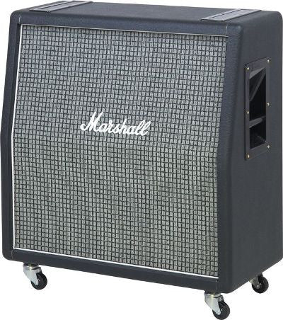 Marshall 1960AX Angled Guitar Speaker Cabinet - Worcester Guitar Centre Guitar Shop