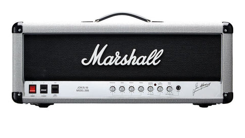 Marshall 2555X Silver Jubilee Guitar Amp Head - Worcester Guitar Centre Guitar Shop